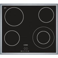 Bosch PKF645D17A nerez plošný rám sklokeramická deska 60 cm