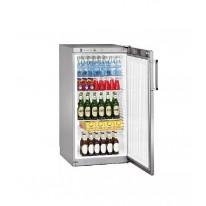 Liebherr FKvsl 2610 Premium, obsah 236 l, stříbrná