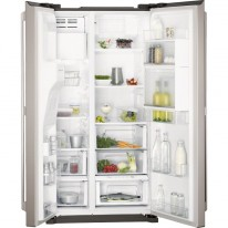 AEG S86090XVX1 americká lednice