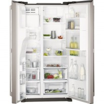 AEG S66090XNS1 americká lednice