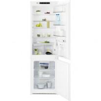 Electrolux ENN2803COW vestavná kombinovaná chladnička