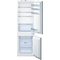 Bosch KIN86VS30 vestavná kombinace chladnička/mraznička, SmartCool, NoFrost