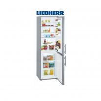 Liebherr CUef 3311 kombinovaná chladnička, SmartSteel