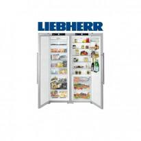 Liebherr SBSes 7263 americká lednice, nerez + Akce 5 let záruka zdarma