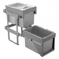 Sinks TANDEM FRONT 40 AU 2x8l+3x16l