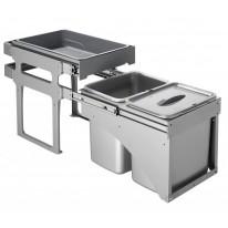 Sinks TANK FRONT 40 2x8l+1x16l