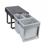 Sinks Sinks EKKO FRONT 40 2x8l+ 1x16l
