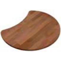 Sinks Sinks přípravná deska kruh 380mm dřevo