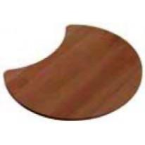 Sinks Sinks přípravná deska kruh 390mm dřevo