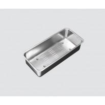 Sinks Sinks miska 160x390mm nerez