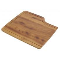 Sinks přípravná deska 467x439mm dřevo