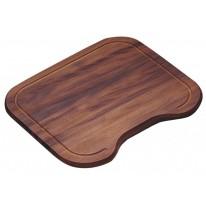 Sinks přípravná deska 425x365mm dřevo