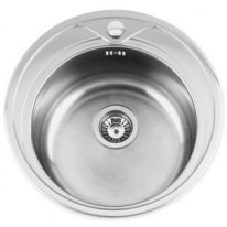 Sinks Sinks REDONDO 510 M 0,6mm matný - Akce