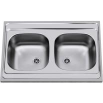 Sinks Sinks CLP-A 800 DUO M 0,5mm matný