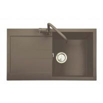 Sinks Sinks AMANDA 860 Truffle
