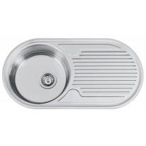 Sinks Sinks SEMIDUETO 847 M 0,6mm matný leštěný