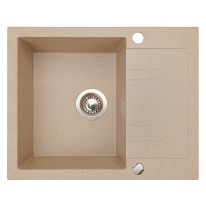 Set Sinks LINEA 600 Beige+VENTO 4