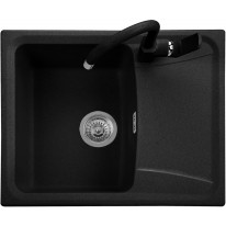 Set Sinks FORMA 610 Granblack+MIX 350P