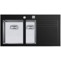 Sinks Sinks GLASS 1000.1 bílý pravý 1,2mm