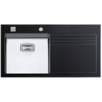 Sinks Sinks GLASS 1000 bílý pravý 1,2mm