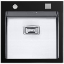 Sinks Sinks GLASS 530 bílý 1,2mm
