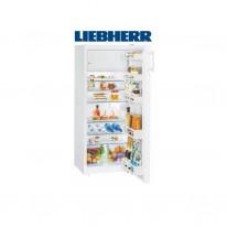 Liebherr K 2814 chladnička s mrazákem, bílá + Akce 5 let záruka zdarma