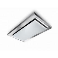 Faber SKYPAD X/WH F120 nerez/bílé sklo