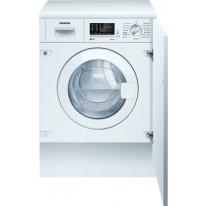 Siemens WK14D541EU vestavná pračka se sušičkou