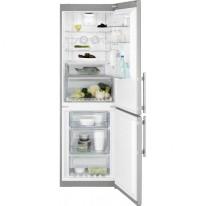 Electrolux EN3486MOX volně stojící kombinovaná chladnička
