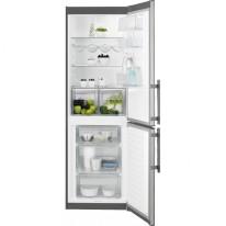 Electrolux EN3613MOX volně stojící kombinovaná chladnička