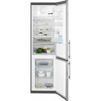 Electrolux EN3854NOX volně stojící kombinovaná chladnička