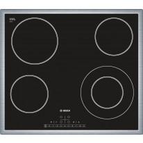 Bosch PKF645K17E vestavná senzorovná varná deska, černá