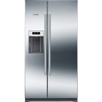 Bosch KAD90VI30 kombinace chladnička/mraznička, NoFrost, výdejník ledu a vody, A++