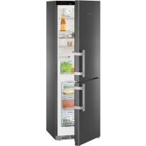 Liebherr CNbs 4315 kombinovaná chladnička NoFrost BlackSteel + Akce 5 let záruka zdarma
