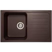 Set Sinks Sinks CLASSIC 740 Marone + Sinks MIX 350 P lesklá
