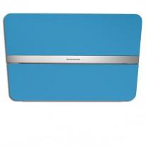 Falmec FLIPPER nástěnný šířka 85 cm modré sklo 800 m3