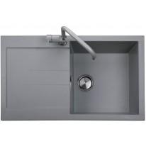Set Sinks AMANDA 780 Titanium+CAPRI 4S GR