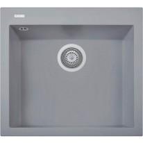 Set Sinks CUBE 560 Titanium+CAPRI 4S GR