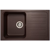 Set Sinks CLASSIC 740 Marone+CAPRI 4 GR