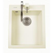 Set Sinks CUBE 410 Sahara+CAPRI 4S GR