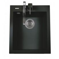 Set Sinks CUBE 410 Granblack+CAPRI 4S GR