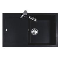 Set Sinks AMANDA 780 Granblack+CAPRI 4S GR