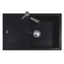Set Sinks AMANDA 780 Granblack+MIX 35 GR