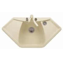 Set Sinks NAIKY 980 Sahara+MIX 3P GR