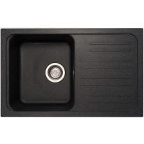 Set Sinks CLASSIC 740 Granblack+CAPRI 4S GR