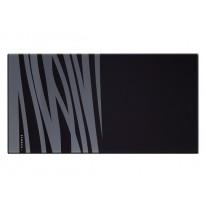 Schock Černá skleněná krájecí deska, horní uložení 629046