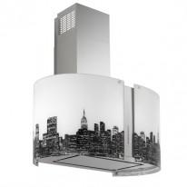Falmec NEW YORK/LED MIRABILIA ostrůvkový 85 cm 800 m3/h