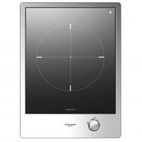 Fulgor Domino deska indukční-CPH 401 ID X černá sklokeramika / nerez.rámeček