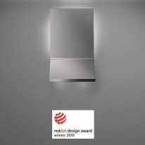 Falmec RIALTO TOP FASTEEL DESIGN Wall - nástěnný odsavač, šířka 55 cm, výška 100 cm, 800 m3/h
