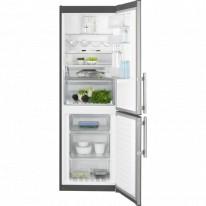 Electrolux EN3454POX volně stojící kombinovaná chladnička
